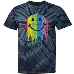 Rainbow Melt Smile