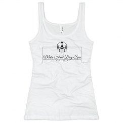 MSDS Slim Fit Logo Tank