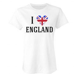 I Heart England