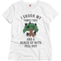 Funny family tree