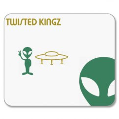 """Twisted King """"Visitors"""""""
