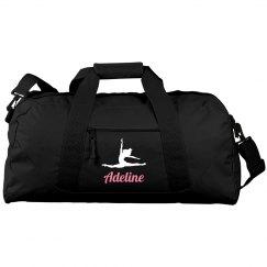 Customize ballet bag
