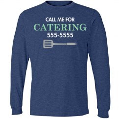 Call Me For Catering