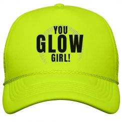 You Glow Girl!