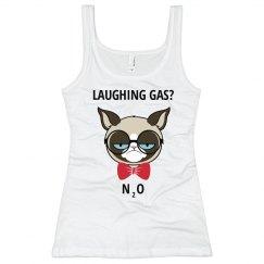 Laughing Gas Grumpy Cat