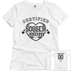 One Certified Soccer Mom