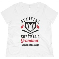 Official Softball Grandma