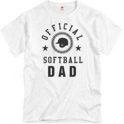 Official Softball Dad