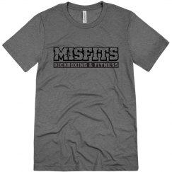 Black Misfits Logo