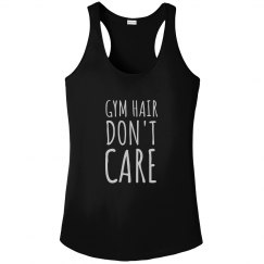 Gym Hair Don't Care Tank