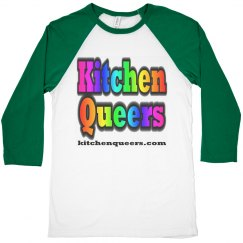 KQ Green Logo Shirt