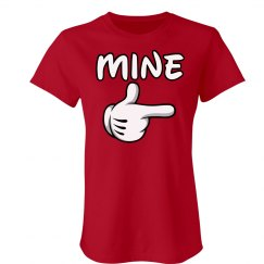 Mine Couples Tee Ladies