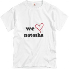We Heart Natasha (Men's/ Unisex)
