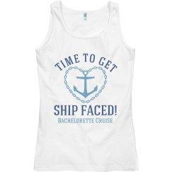 Bachelorette Cruise Ship Faced
