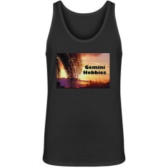 Gemini Hobbies Black Unisex Tank Top