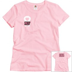 MGF Breast Cancer Awareness Tee
