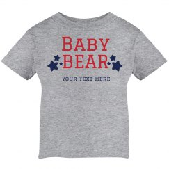 Baby Bear July 4th