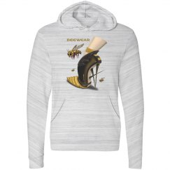 Beewear Canvas Fleece Midweight Unisex Hoodie