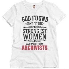 Strongest Archivist
