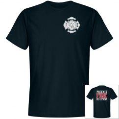 Phoenix fire department shirt