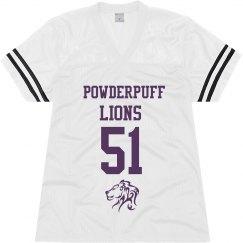 Powderpuff Lions