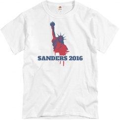 Liberty Sanders 2016 Tee