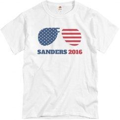 Sanders 2016 Tee