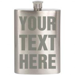 Custom Flask Design