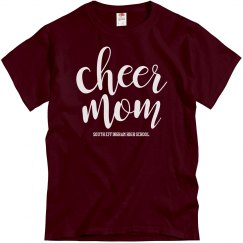New! Cheer Mom Tee