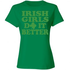 Irish Girls Do It Better