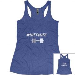 LIIFT4LIFE CHALLENGER Women's Tank
