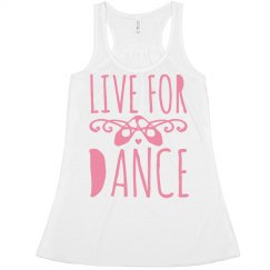 Live For Dance Crop