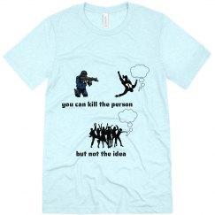 The Immortal Idea T-Shirt