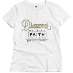 Dreamer matching women's shirt