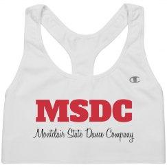 MSDC Sports Bra