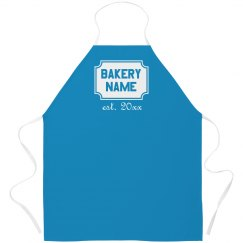 Bakery Business Custom Aprons