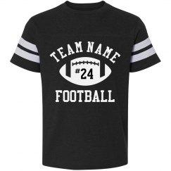 Make Your Own Football Team Tee