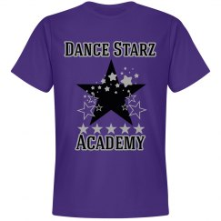 ** NEW Purple Dance Starz Shirt