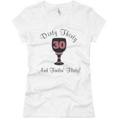 30 & flirty