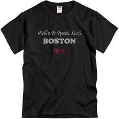 Boston is special