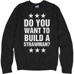 Build A Strawman Sweater