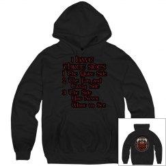3 Sides hoodie