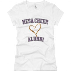 MESA HIGH CHEER ALUMNI TEE