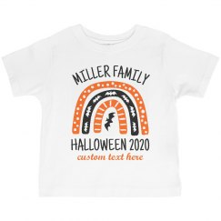 Custom Family Halloween Matching Tees