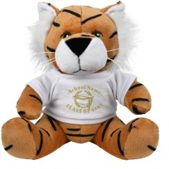 Personalized Class Of 2017 Tiger
