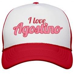 I love Agostino