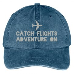Catch Flights hat
