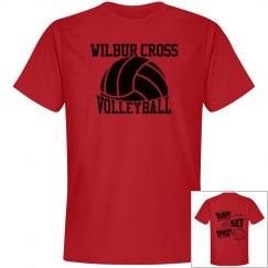 WILBUR CROSS VOLLEYBALL