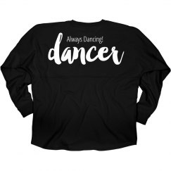 AD! Dancer Gameday Tee
