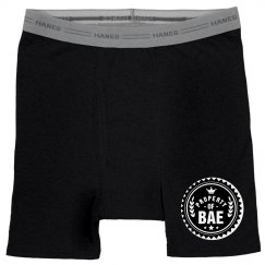 Cute Property Of Bae Boxer Brief